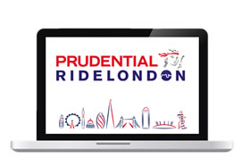 Prudential Ride London - Cloud CRM System